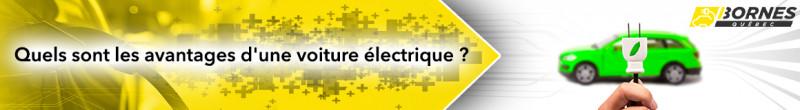 Quels sont les avantages d'une voiture électrique?